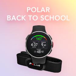 Commencez la rentrée avec Polar