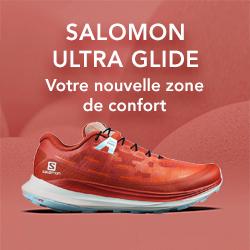 Découvrez la Salomon Ultra Glide W