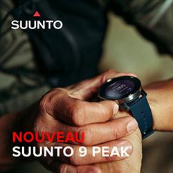 Nouveau Suunto 9 Peak