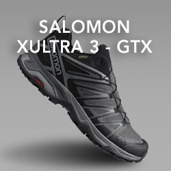 Découvrez la Salomon XULTRA 3