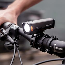 Lumières vélos & lampes frontales
