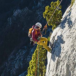 Matériel d'alpinisme