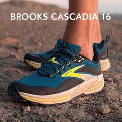 Brooks Running Cascadia 16