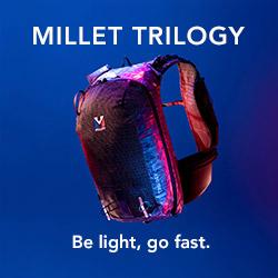 Découvrez la nouvelle gamme Millet Trilogy