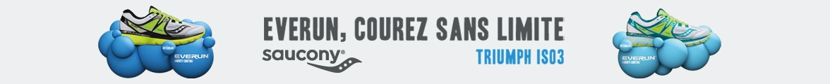 bannière Saucony