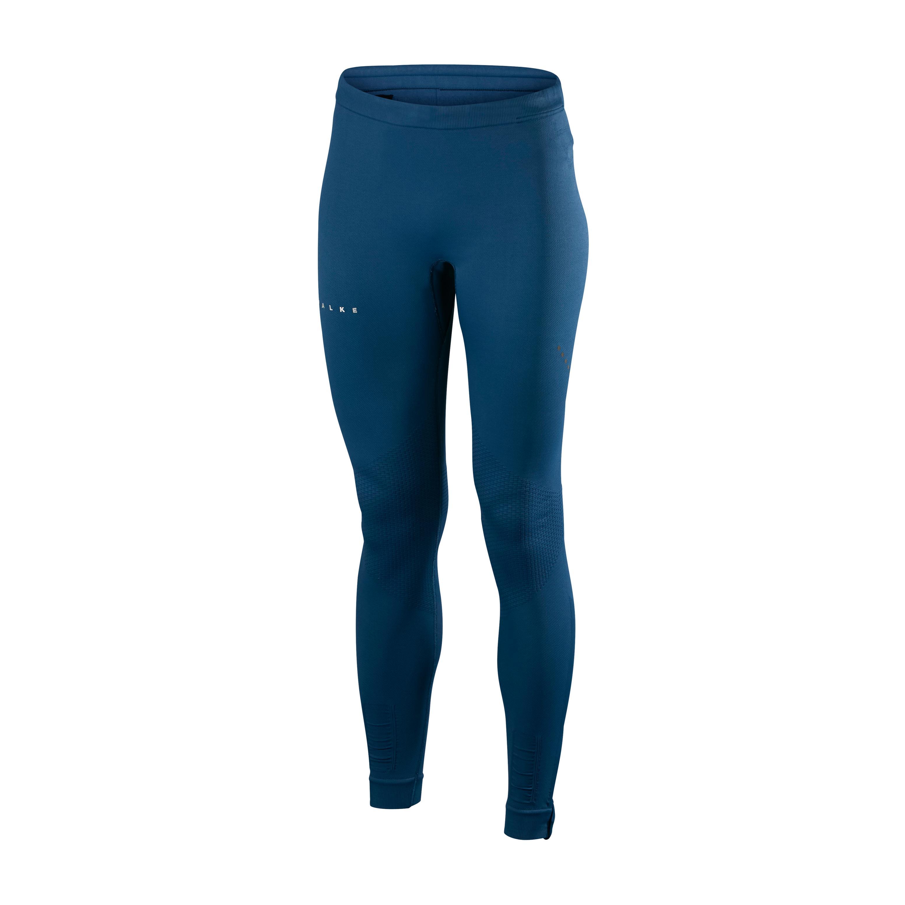 legging collant run dynamic falke bleu mod le femme. Black Bedroom Furniture Sets. Home Design Ideas