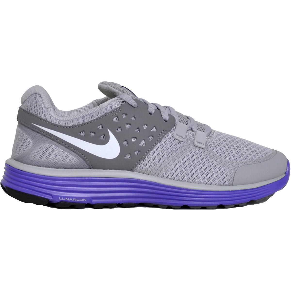 índice Culpable Grapa  Nike LunarSwift 3 - Grey - Woman | LEPAPE