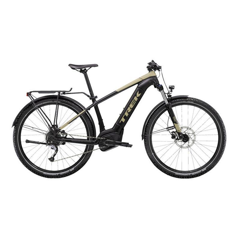 Etc Trekking Vélo pleine longueur garde-boue-Noir