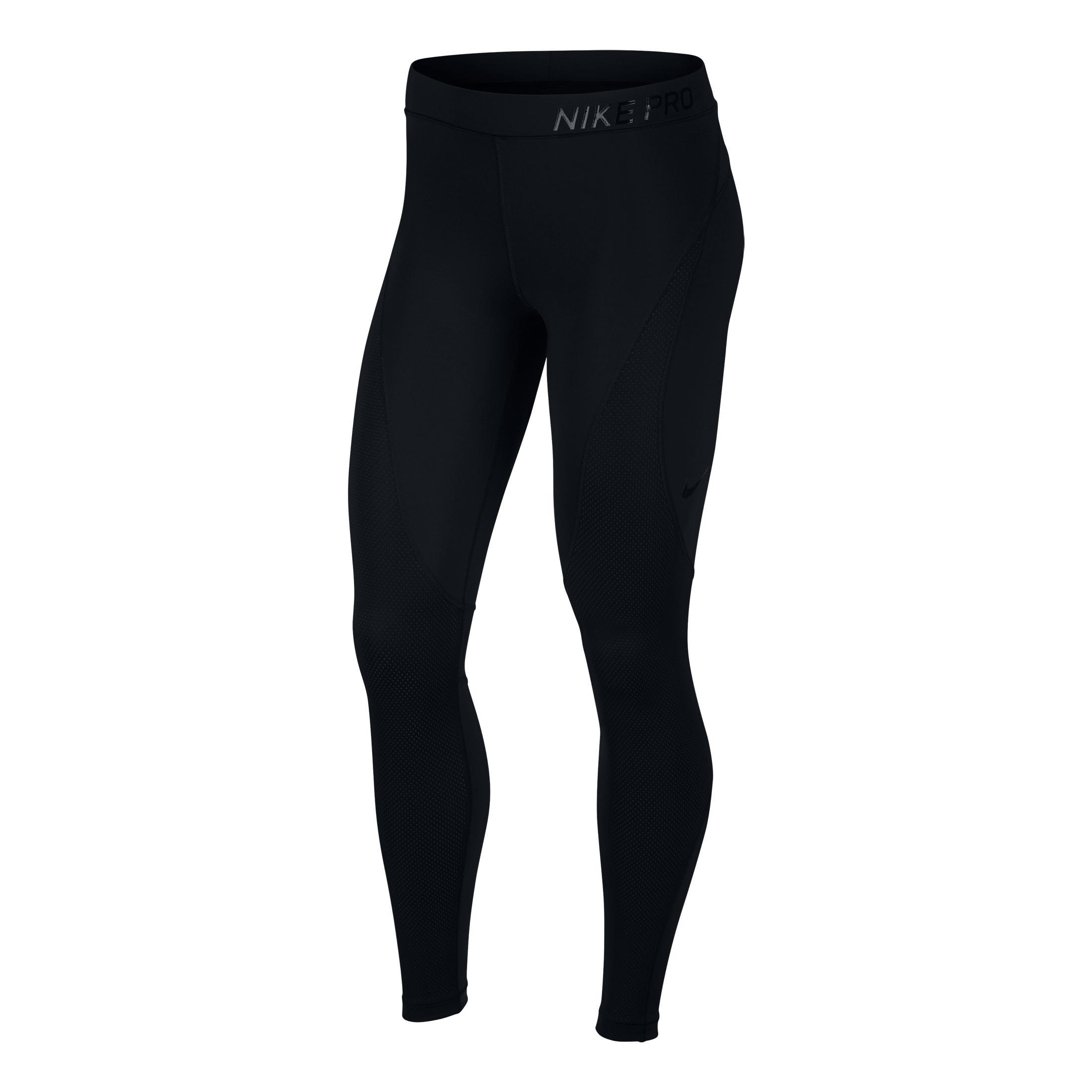 Collant pro hypercool tight nike noir - modèle femme a83b019a172