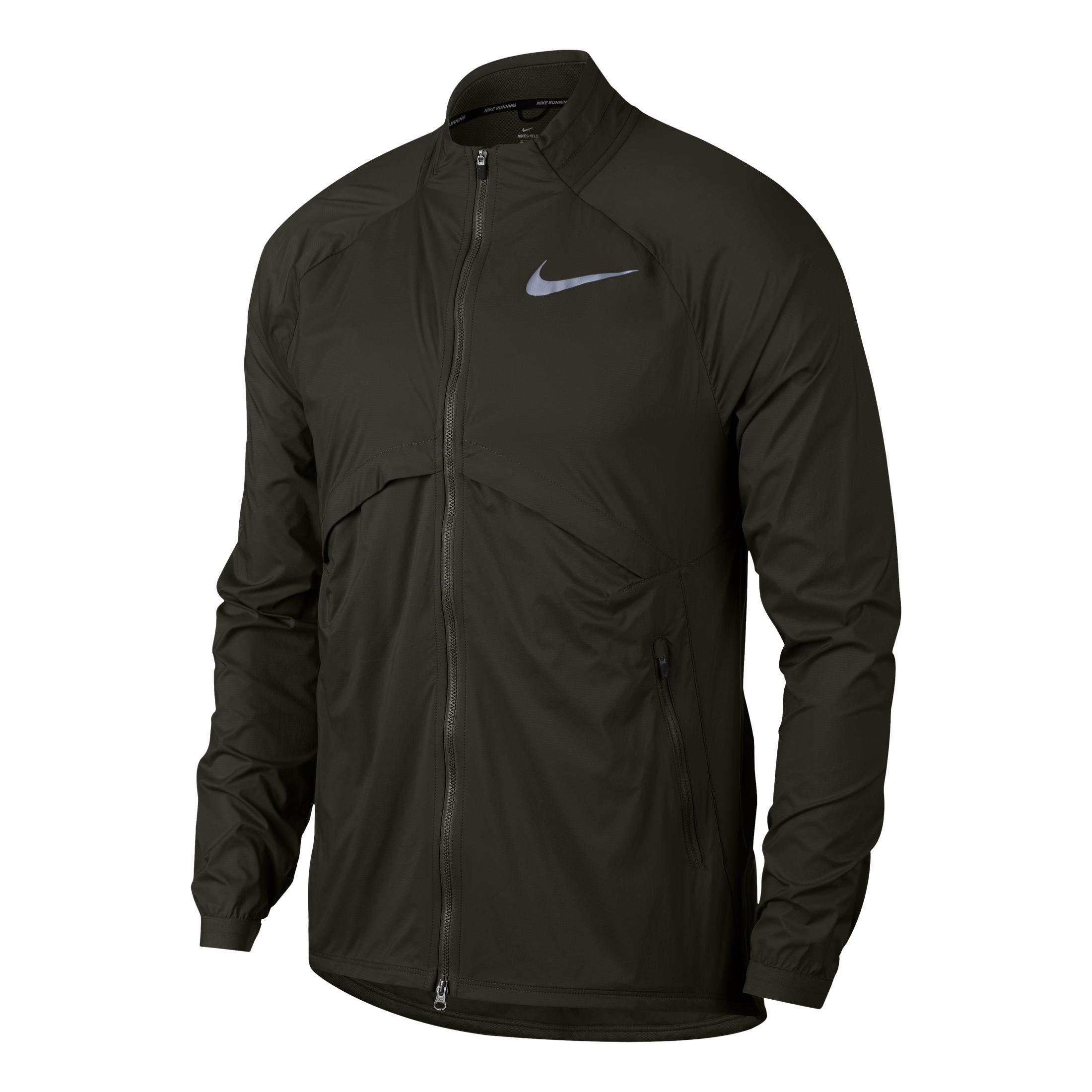 buy good on feet at buy good Nike Shield Convertible Jacket - Kaki - Homme | LEPAPE