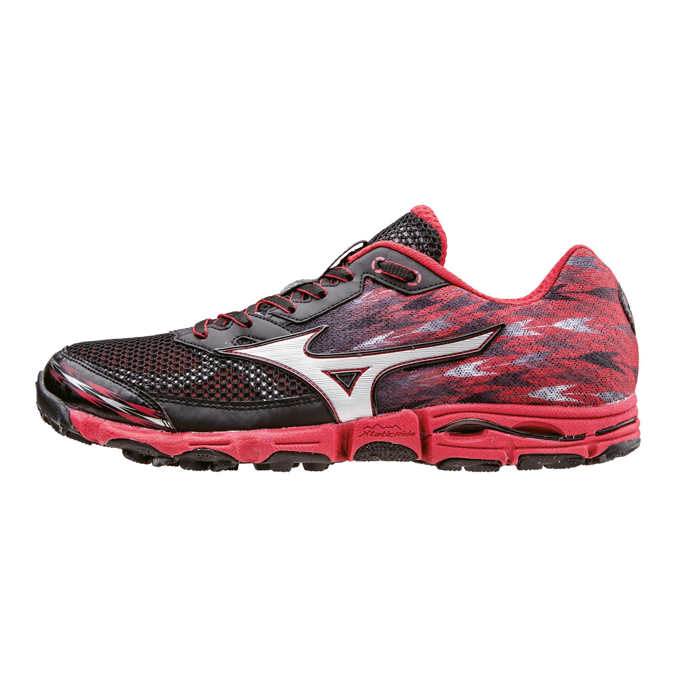 Mizuno Womens Wave Daichi 3 Trail Running Shoes Trainers Baskets Purple Sports-afficher le titre d'origine