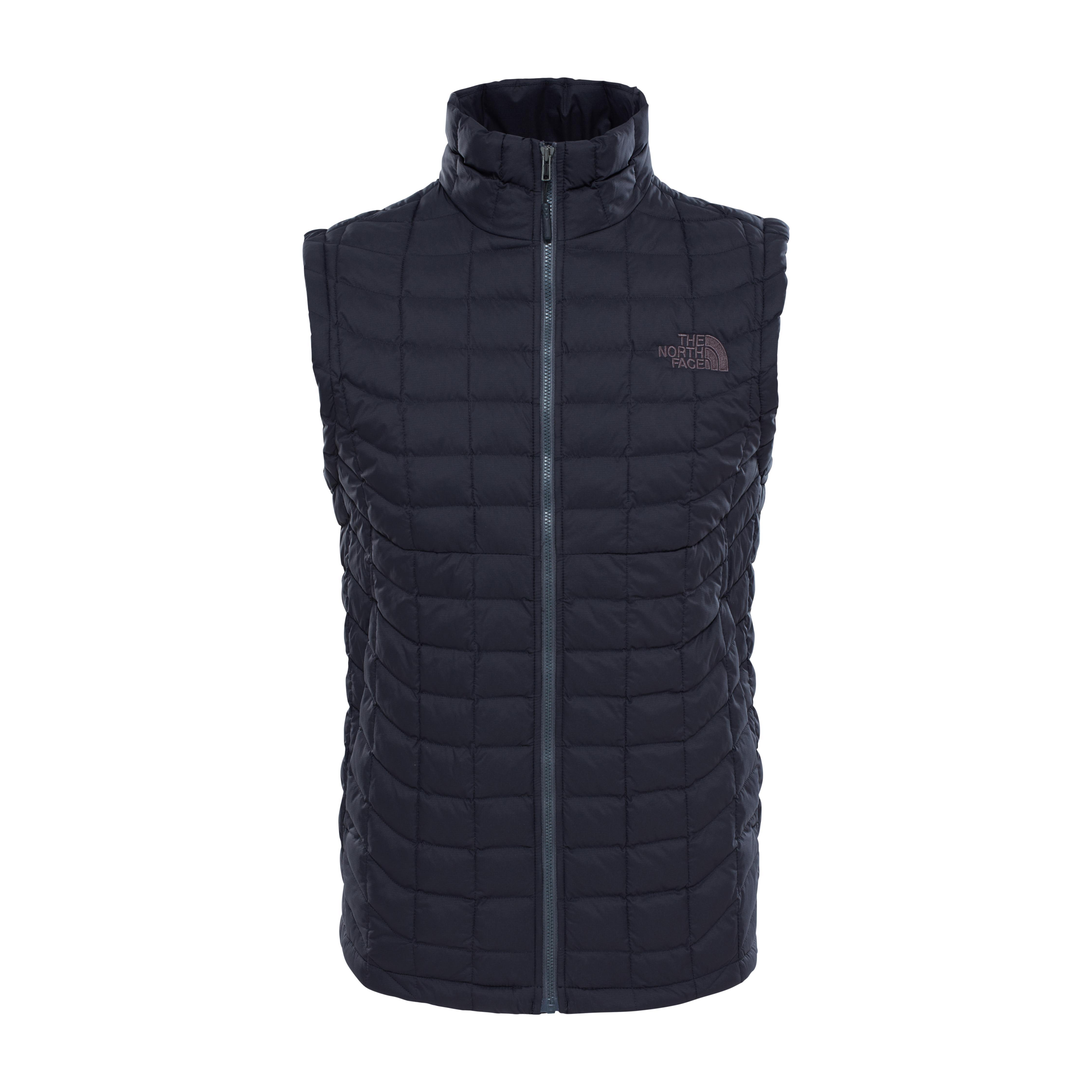 The North Face Thermoball Vest Noir Homme   LEPAPE