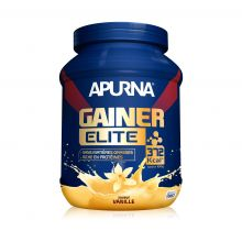 Gainer Elite Vanille - Pot 1100 g [0]