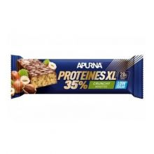 Barre HP XL Crunchy Noisette 80g [0]