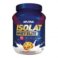 Isolat Whey Elite Cookies & Cream - Pot 720 g [0]