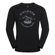 Concord T-Shirt Long Sleeve Crew Neck [0]