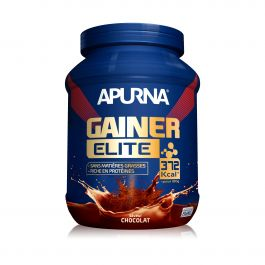 Gainer Elite Chocolat - Pot 1100 g