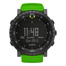 Suunto Core Crush Green