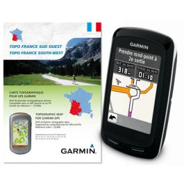 PACK Edge 800 + Topo France Sud-Ouest