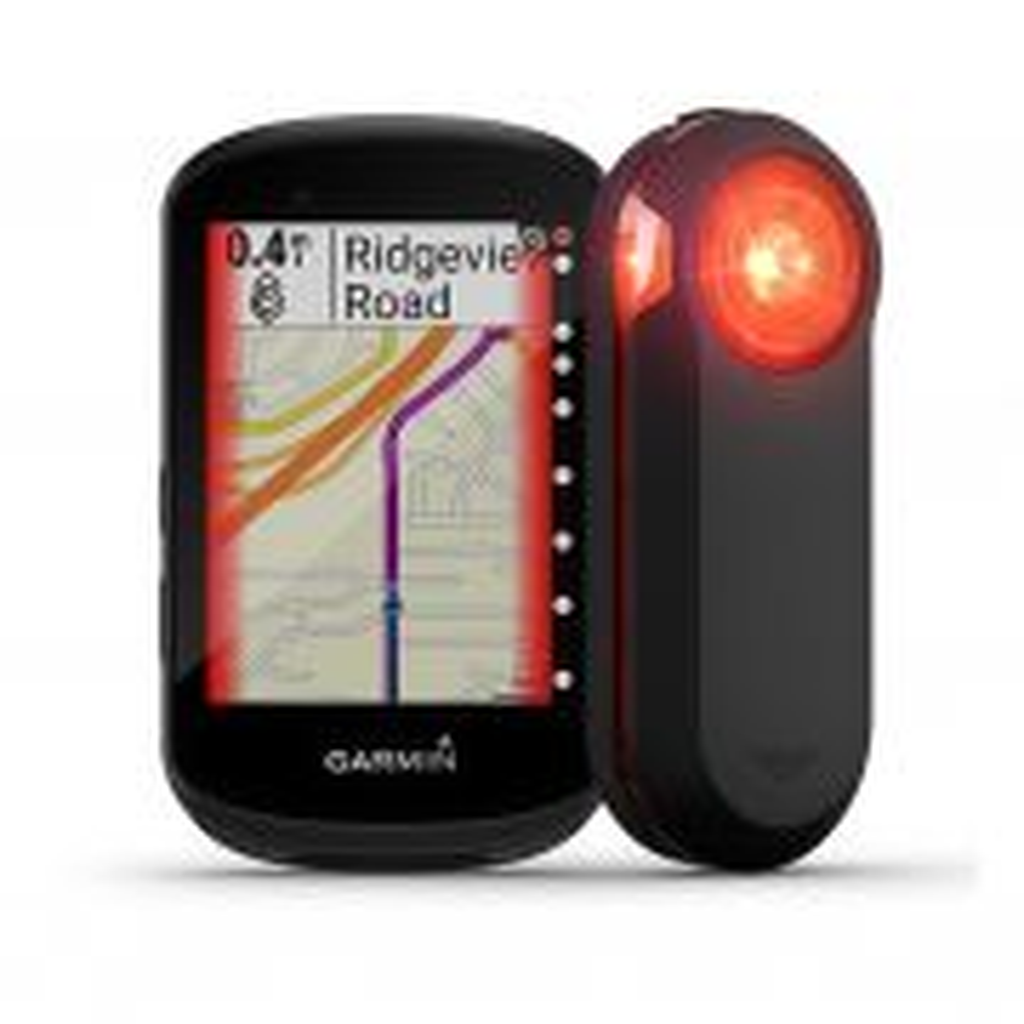 Garmin Pack Edge 530 + Varia 515