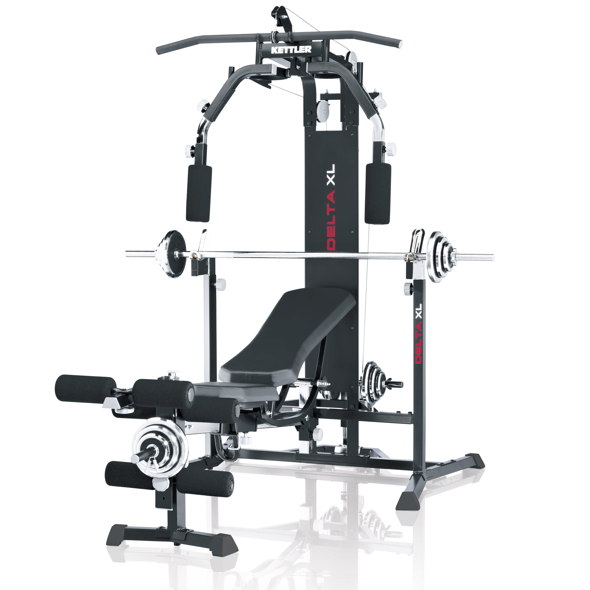 banc musculation pliable trendyyy