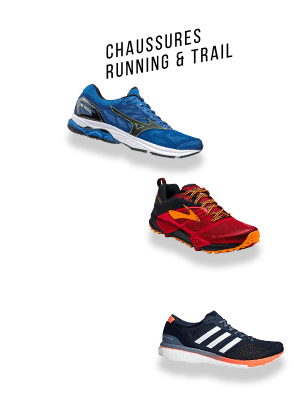 chaussures running trail ...
