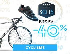Soldes Cyclisme