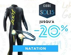 Soldes natation