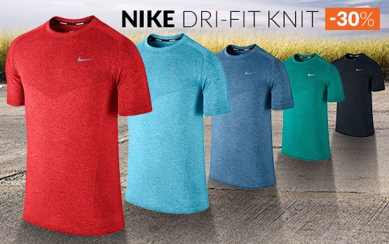 Nike Dri-Fit Knit à -30%