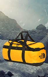 The North FaceBase Camp Duffel - M