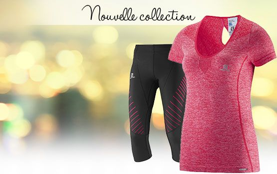Nouvelle collection Salomon