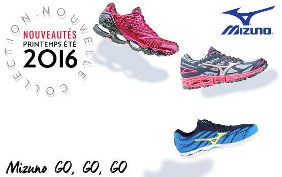 Chaussures Mizuno jusqu'à -50%