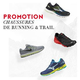 promo chaussures running