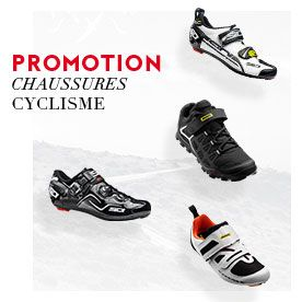 promo chaussures vélo
