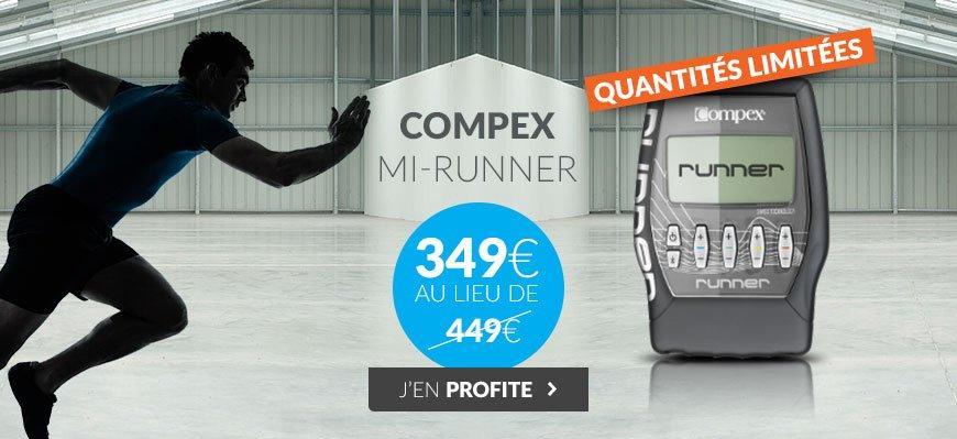 Mi-Runner à 309€ au lieu de 449€