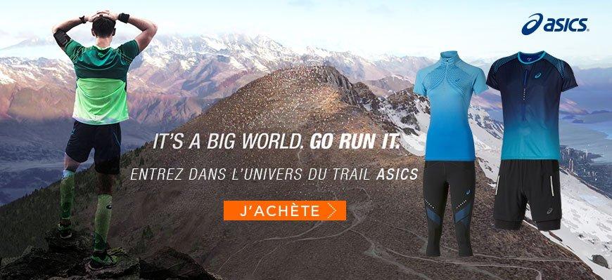 Asics trail