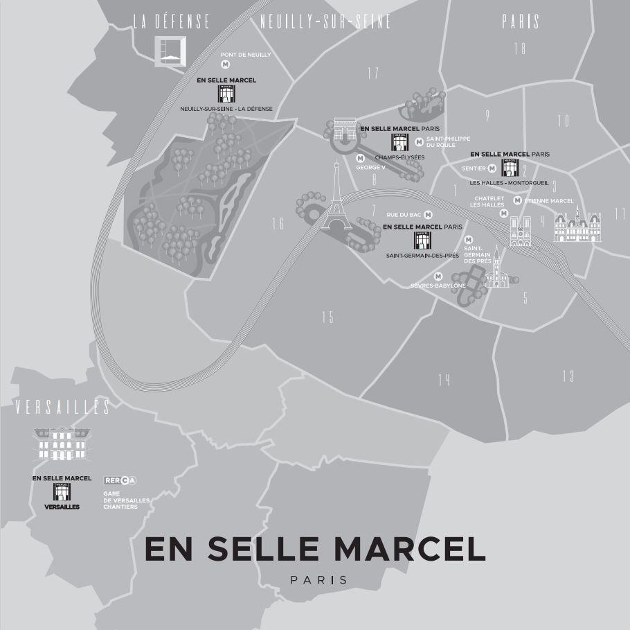 En Selle Marcel